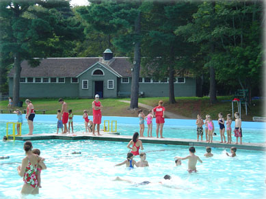 The Cunningham Pool In Milton Michael Mahoney Realtor In Greater Boston