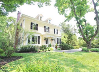 121 Village Ave in Dedham's Precint 1 Marketed by Hope McDermott