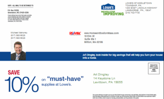 Lowes Promo Coupon Code