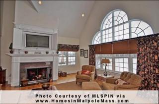 Walpole Mass Homes for Sale