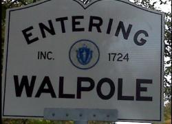 Walpole Mass 02081