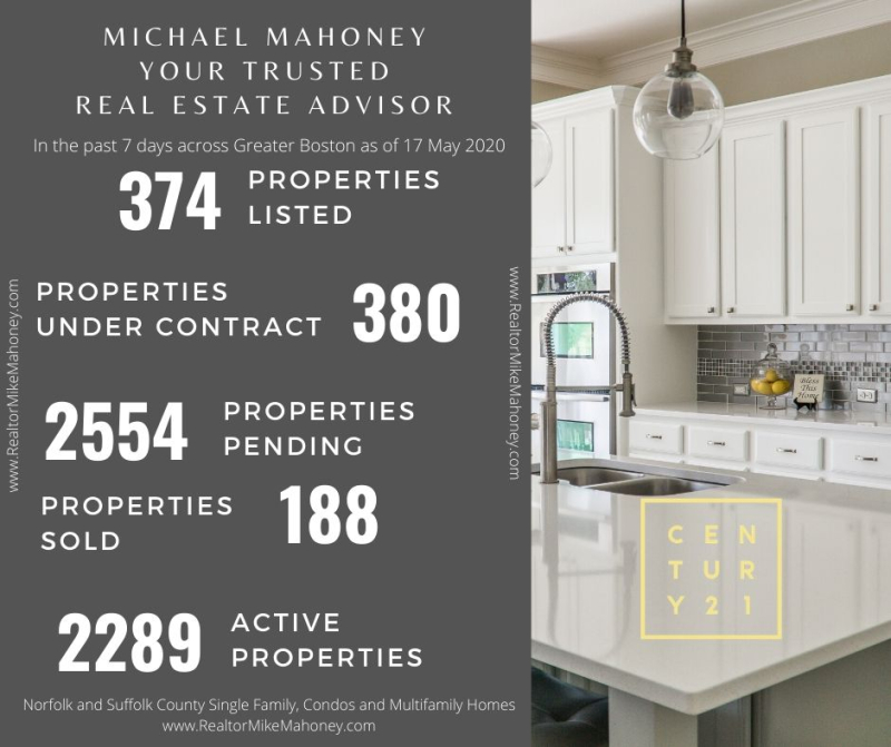 Boston Real Estate in the Last 7 Days